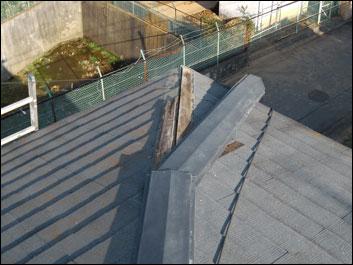 千葉市緑区 屋根塗装工事 施工前