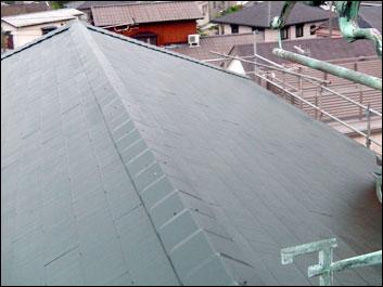 船橋市 屋根塗装 外壁塗装 施工後