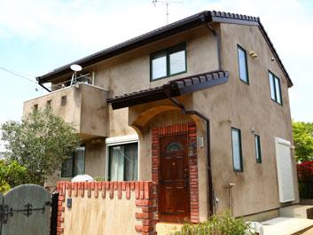 旭市 屋根塗装 外壁塗装 施工後