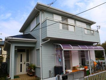 市原市 外壁塗装 屋根塗装 施工後