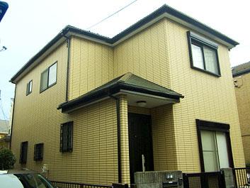 八千代市 外壁塗装 屋根塗装 施工後