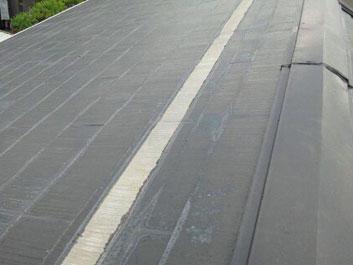 印西市 屋根塗装 施工前
