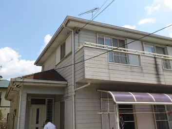 市原市 外壁塗装 屋根塗装 施工前